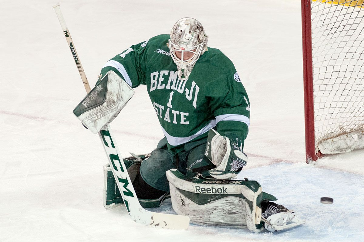 ECHL: Bitzer Signs With Idaho, Is Selected All-WCHA